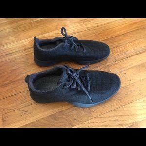 Allbirds Gray wool sneakers
